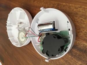 geöffneter Dönges RMO112-LI2