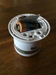Batteriefach des Cautiex 5Y