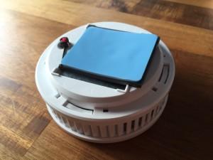 Pyrexx Rauchmelder V3 Q Magnetpad - Deckenseite