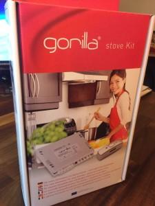 gorilla stove kit